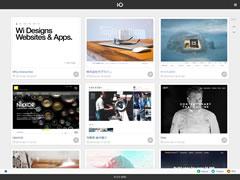 I-O 3000  Webデザインギャラリー